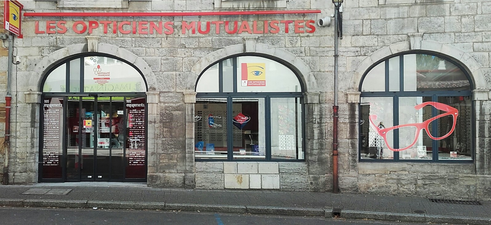 Les Opticiens Mutualistes Arbois