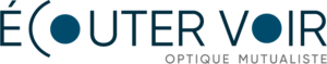 Logo Ecouter Voir Optique Mutualiste